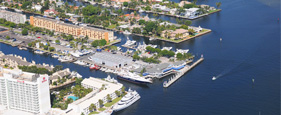 Marinas, Boat Yards, Yacht Maintenance, Customs