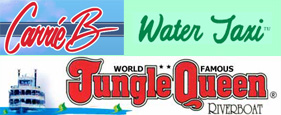 Water Taxi - Jungle Queen - Carrie B